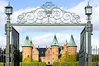 Trolleholm castle, Svalöv, Skåne, Sweden