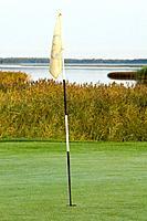 Ljunghusen golf course, Skåne, Sweden