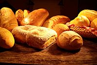 breads on the table