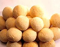 cheese breads fresh plate