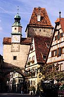 Germany, Bavaria, Rotenburg