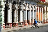 Cuba, Havana, Paseo del Prado