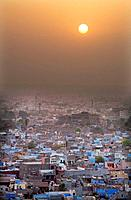 Sunrise, Jodhpur, Rajasthan, India