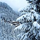 Switzerland, Europe, Adelboden, Engstligental, village of Adelboden, Engstlige valley, Bernese Oberland, Canton Berne,
