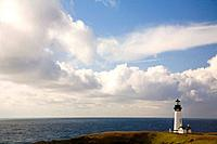 Yaquina Head Lighthouse, Oregon Coast, USA