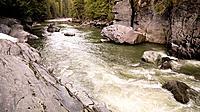 Nairn Falls, Whistler, British Columbia, Canada