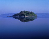 The Island of Inisfree, From W.B. Yeats Poem, Lough Gill, Co Sligo, Ireland