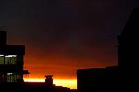 Sunset, Caxias do Sul, Rio Grande do Sul, Brazil