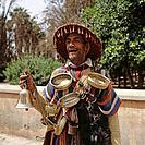 Water_seller, Chellah, Rabat, Morocco