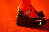 Foot, Shoe, Gramado Cinema Festival, Gramado, Rio Grande do Sul, Brazil