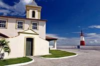 Nossa Senhora de Monte Serrat Church, Salvador, Bahia, Brazil