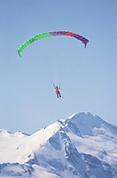 Para_Glider, Blackcomb Mountain, Whistler, B.C