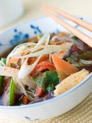 Japanese Vegetable Soup