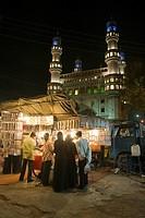 India. Hyderabad. Charminar