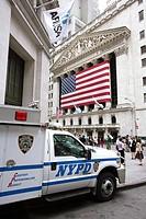 United States, New York, Wall Street, stock exchange