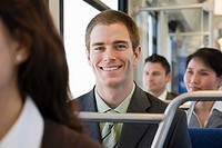 People on light rail (thumbnail)