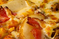 cuisine, food, thinpizza, Italianfood, fastfood, western food, pizza
