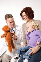 image,color,colour,photograph,pediatrician,pediatrics,doctor,healthcare,medical,medicine,comfort,30_35 years,1_2 years,45_50 years,Caucasian,indoors,m...