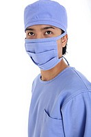 Image of surgeon