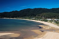 New Zealand _ South Island _ Tarakohe _ Abel Tasman National Park
