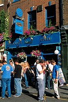 England _ London _ Soho district _ Covent Garden