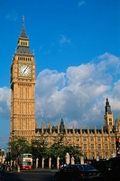 England - London - District of Westminster - Big Ben (thumbnail)