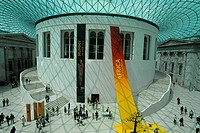 England - London - Bloomsbury district - British Museum (thumbnail)