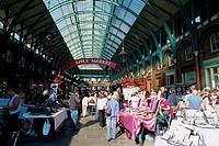 England - London - Soho district - Covent Garden Market (thumbnail)
