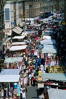 England _ London _ Notting Hill district _ Portobello Road Market