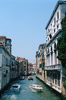 Italy _ Venice _ Channel _ way of life _ residential _ old city