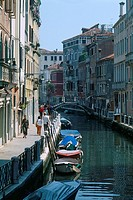 Italy _ Venice _ Channels _ way of life