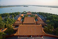 China _ Beijing PÚkin _ Surroundings _ Summer Palace _ Foxiang pavillon