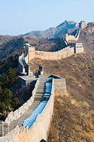 China _ Beijing PÚkin _ Surroundings _ The Great Wall of China _ Jingshanling