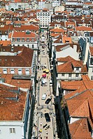 Portugal _ Lisbon _ Rua Santa Justa
