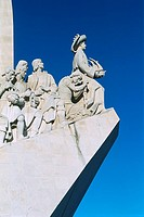 Portugal _ Lisbon _ Padr&#210;o dos Descobrimentos