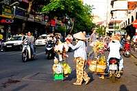 Vietnam _ Ho Chi Minh_City Sa'gon _ Ben Thanh Market