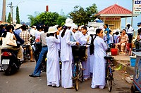 Vietnam _ The South _ The Delta of Mekong _ Sa Dec