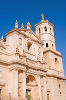 Spain _ Castile and Leon _ Valladolid _ Cathedral
