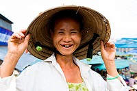Vietnam _ The South _ The Delta of Mekong _ Can Tho Region