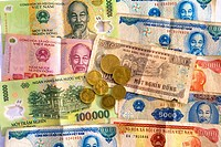 Vietnam _ Vietnamese coin _ The D¶ng