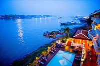 Vietnam _ The South _ The Delta of Mekong _ Can Tho _ Victoria Can Tho Hotel