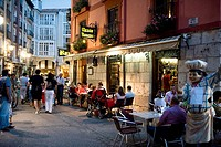 Spain _ Castile and Leon _ Burgos _ Restaurants,bars,tapas