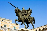 Spain _ Castile and Leon _ Burgos _ Monument of the Cid