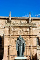 Spain _ Castile and Leon _ Salamanca _ The University