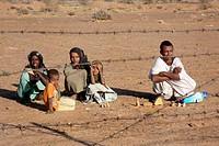 dintorni di meroe, nubia, sudan, nord africa