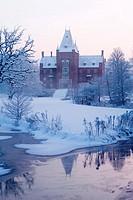 Trollenäs castle, Skåne, Sweden