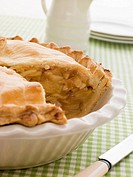 Deep Apple Pie In A Dish