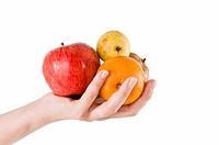 fuer eine Handvoll Obst
