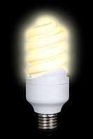 Energy saving fluorescent lamp