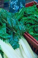 CHARD Organic swiss chards.